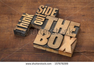 Alt=Lateral thinking is when you think outside of the box