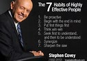 Alt=Stephen Covey helps you overcome struggle through life